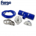 Dump valve et kit de montage FORGE pour RENAULT Mégane 2 RS 225 230