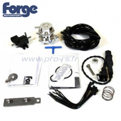 Dump valve et kit de montage FORGE pour RENAULT Mégane 3 RS 250