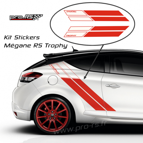Kit Mégane RS Trophy 2014