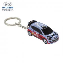 Porte clés HYUNDAI MOTORSPORT voiture - Rallye