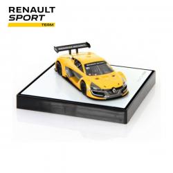 Miniature RENAULT SPORT RS 01 échelle 1/43 - Rallye