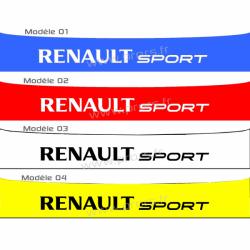 Bandeau pare soleil Renault Sport B