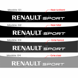 stickers renault. Black Bedroom Furniture Sets. Home Design Ideas
