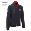 Sweat ASTON MARTIN Team bleu pour homme - Endurance