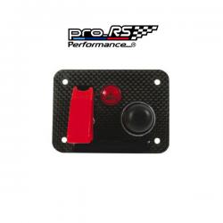 Panneau Starter modèle carbone véritable Pro-RS Performance
