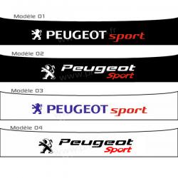 Bandeau pare soleil Peugeot Sport B