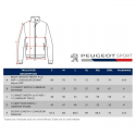 Veste Sweat Peugeot Sport Adulte
