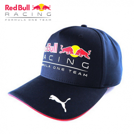 Casquette RED BULL Team Gear bleue - Formule 1