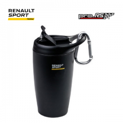 Mug RENAULT SPORT 400 ml noir - Formule 1