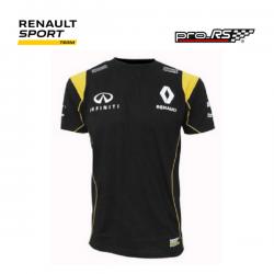 Polo RENAULT SPORT Team noir pour homme