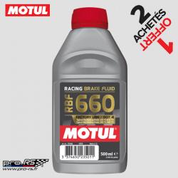 Liquide de freins MOTUL RBF 660 Compétition