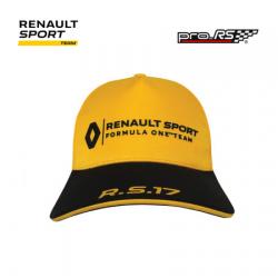 Casquette RENAULT SPORT Technique jaune - Formule 1