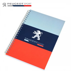 Carnet de notes Peugeot Sport