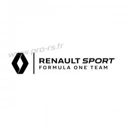 Sticker Renault RS17