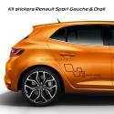 Kit Renault Sport Damier RSR17