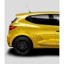 Kit Renault Sport Stickers RS16 Type A