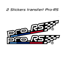 Kit 2 Stickers Pro-RS 30cm