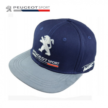 Casquette Peugeot Sport WRX Loeb & Hansen