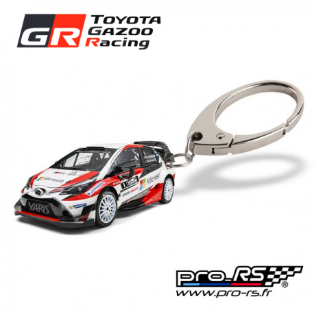 Porte-clés Toyota Gazoo Racing WRC