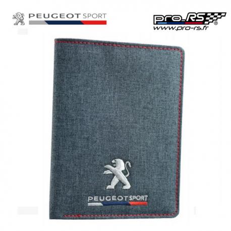Portefeuille Peugeot Sport
