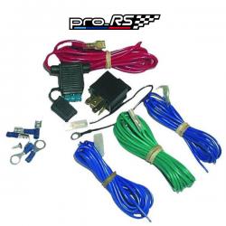 Coupe-circuit mécanique 6 pôles à clef FIA 100 ampères