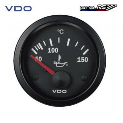 Manomètre VDO Cockpit Vision température d'huile 50-150°C