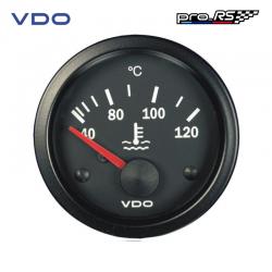 Manomètre VDO Cockpit Vision température d'eau 40-120°C