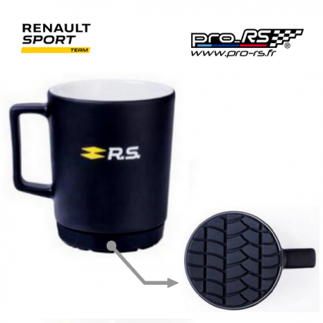 Mug RENAULT SPORT RS noir - Formule 1