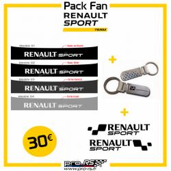 Pack Fan Renault Sport 2