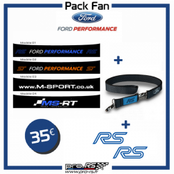 Pack Fan Ford Performance 2