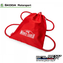 Gym Bag Monte-Carlo ŠKODA Motorsport