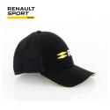Casquette RENAULT SPORT 3D noire