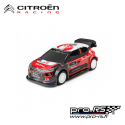 Miniature C3 WRC Citroën Racing 1/64
