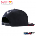 Casquette plate RED BULL Team N°3
