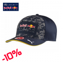 Casquette RED BULL RACING Team bleue - Formule 1