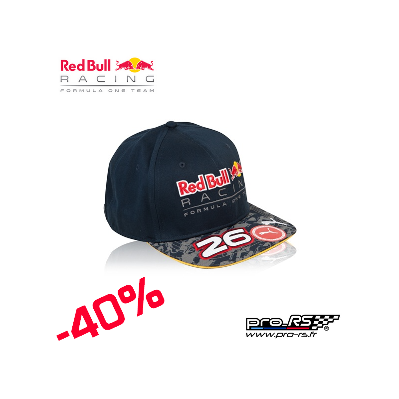 casquette red bull racing team n 26. Black Bedroom Furniture Sets. Home Design Ideas