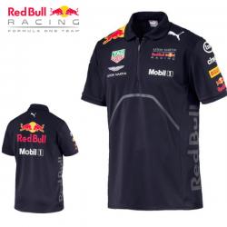 Polo RED BULL Team 2018 bleu pour homme - Formule 1