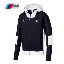 Sweat BMW MOTORSPORT Hooded bleu pour homme - WTCC