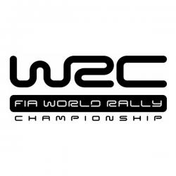 Sticker WRC