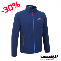 Softshell FORD Team bleu pour homme - Endurance