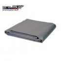 Bâche de sol REDSPEC Pro 550 g/m² - 3 x 6 m grise - Compétition