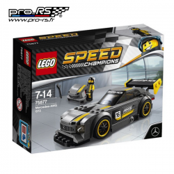 Jeu de construction LEGO Speed champions Mercedes-AMG GT3