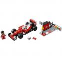 Jeu de construction LEGO Speed champions Ford fiesta WRC M-Sport