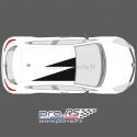 Kit Stickers de toit type Clio RS 18