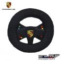 Volant tricoté avec hochet Porsche Motorsport