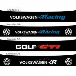 Bandeau pare soleil Volkswagen A