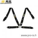 Harnais 4 points RS Performance compétition