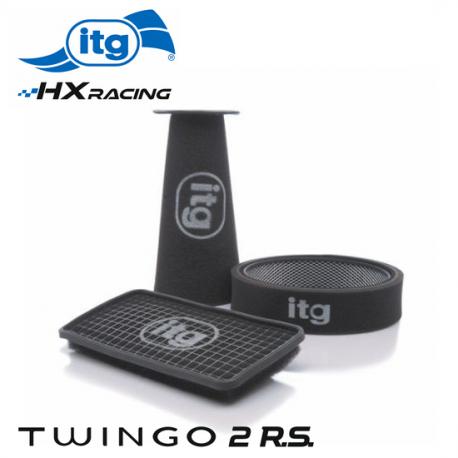 Filtre à air ITG by HX Racing pour Renault Clio 3 RS