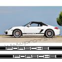 Kit 2 Bandes latérales Porsche