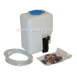 Kit Réservoir de lave glace Xenon REDSPEC